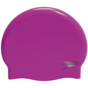 speedo Plain Moulded Silicone Cap Women Diva